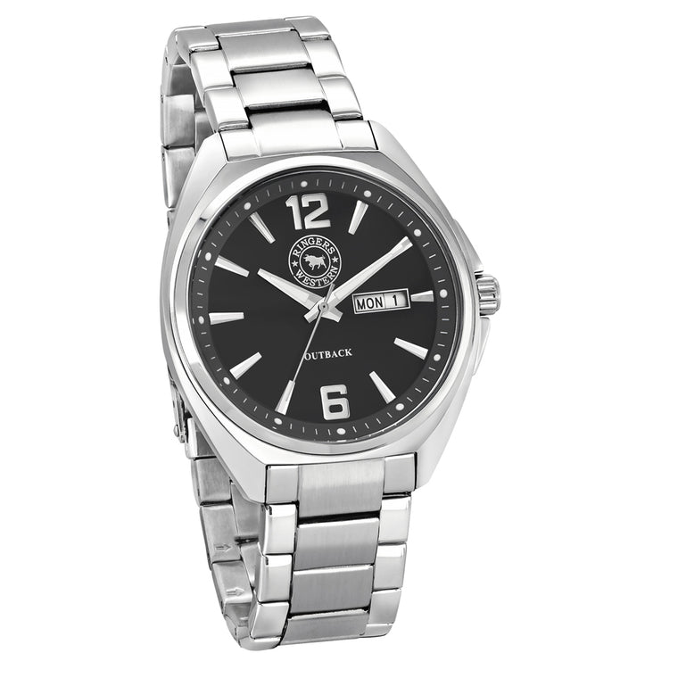 Ringers Western - Outback Black Dial Watch