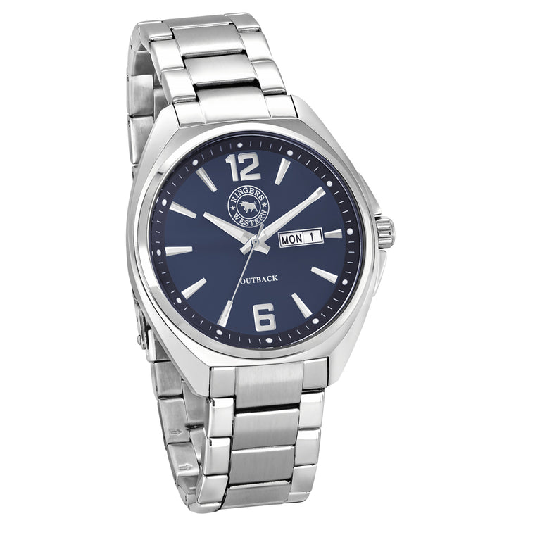 Ringers Western - Outback Blue Dial Watch