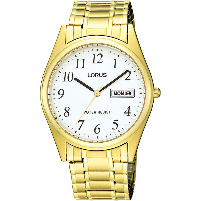 Lorus - Gents Gold Watch