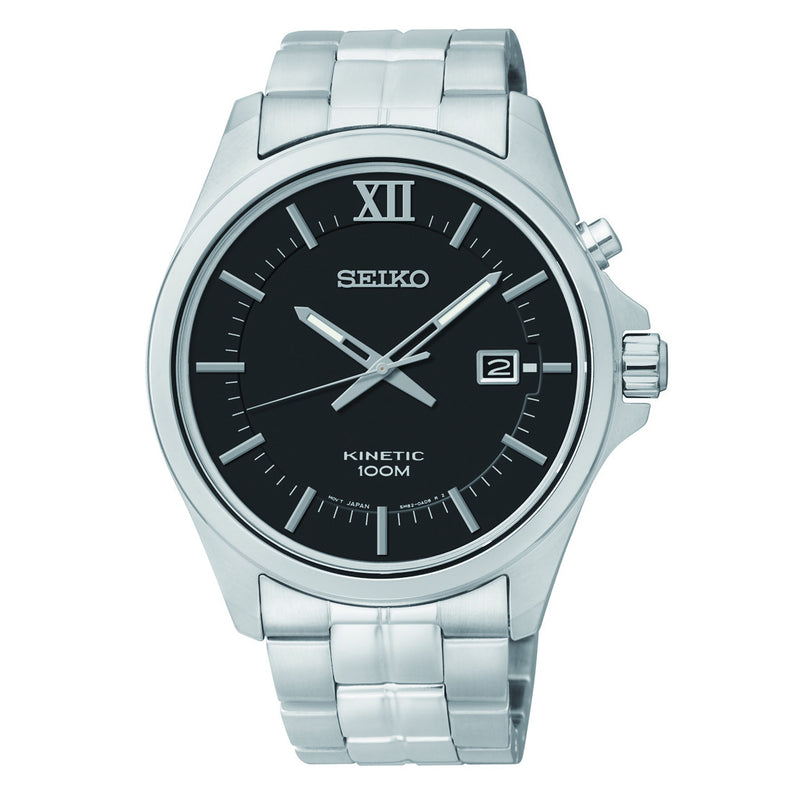 SEIKO - Gents Kinetic Watch