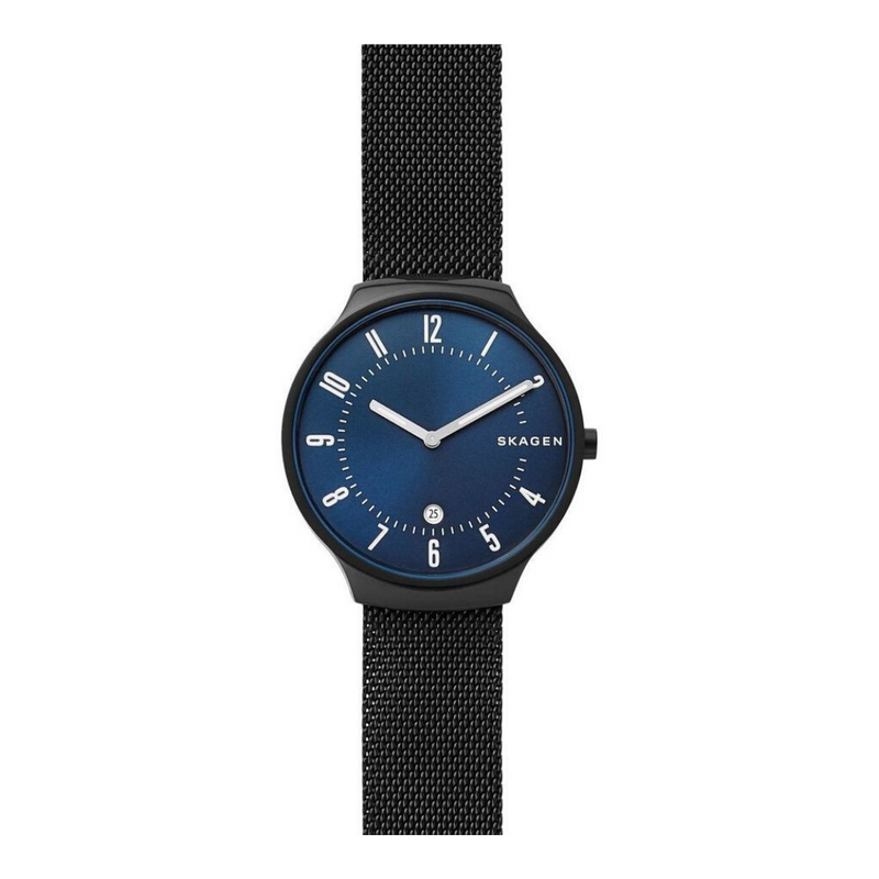 Skagen - Grenen Black Mesh Watch