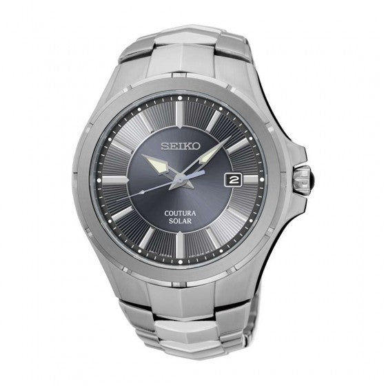 SEIKO - Gents Coutura Silver Watch