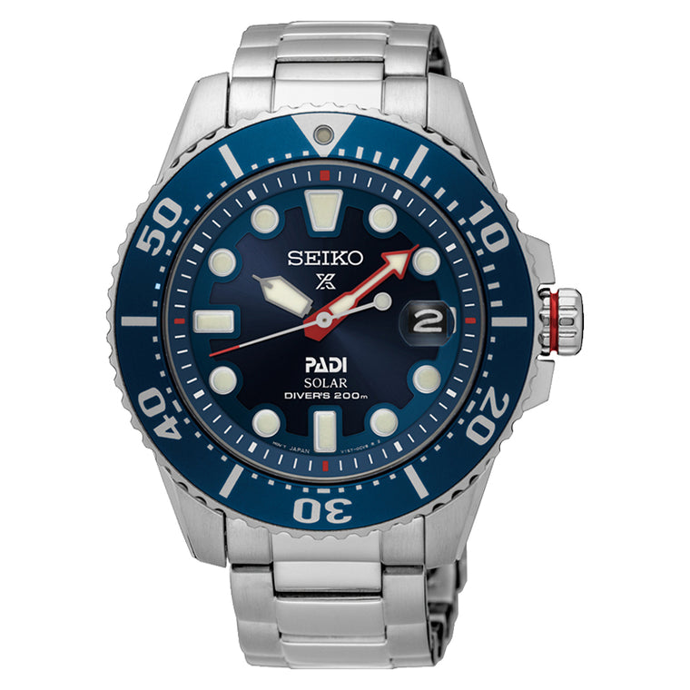 Seiko - Gents Prospex Divers Solar Watch