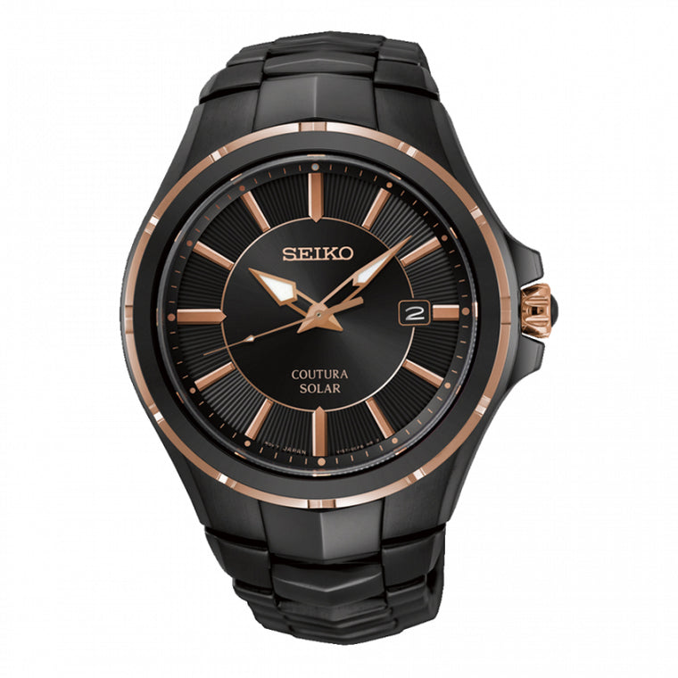 Seiko - Gents Coutura Solar Watch