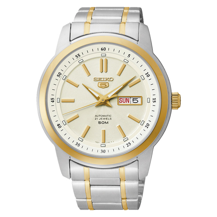 Seiko - Gents Two Tone Automatic Watch