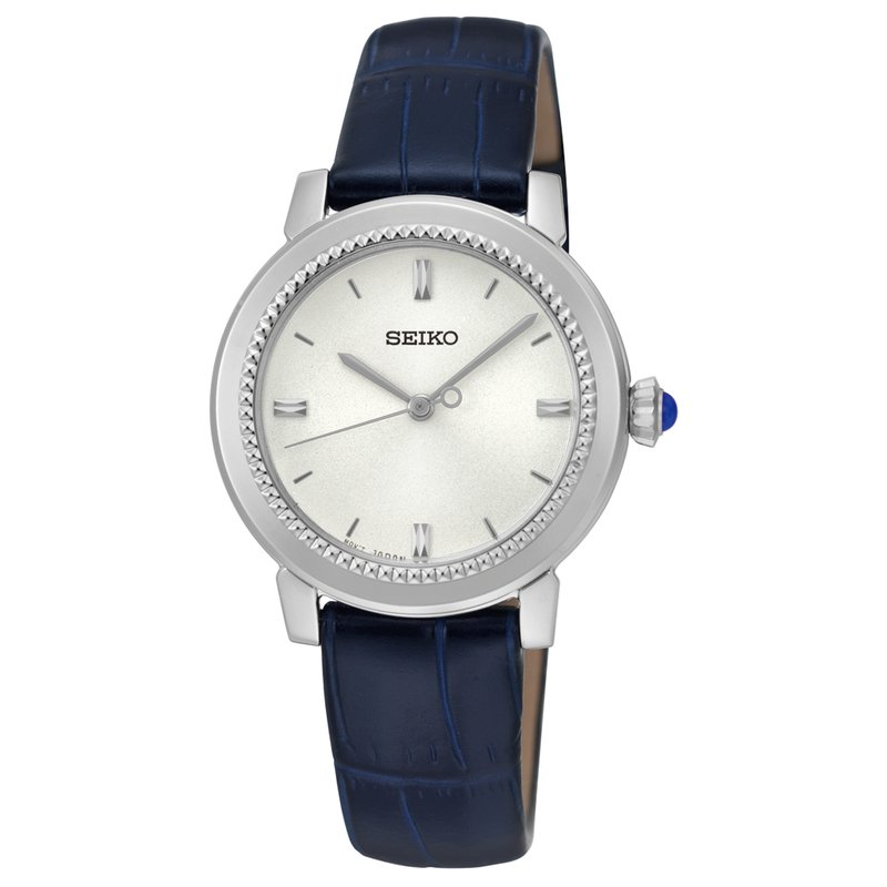 Seiko - Ladies Navy Blue Watch