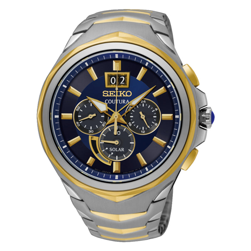 SEIKO - Gents Coutura Two Tone Watch