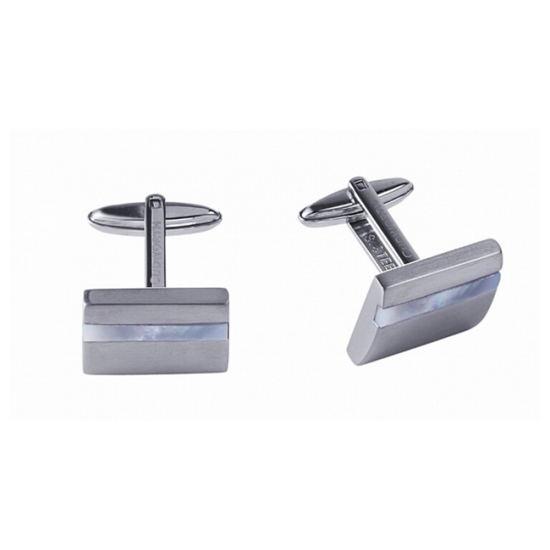 Cudworth - Mother Of Pearl Cufflinks