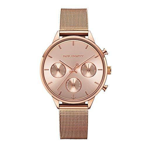 Paul Hewitt Everpulse Rose Gold Mesh Watch