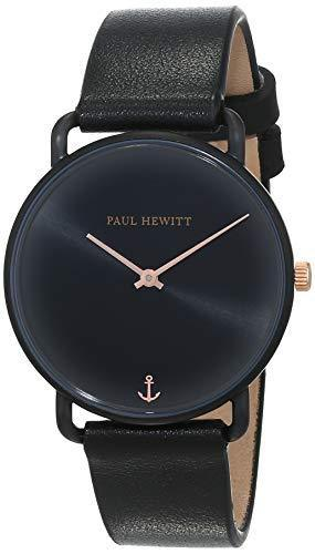 Paul Hewitt Miss Ocean Black Sunray Watch