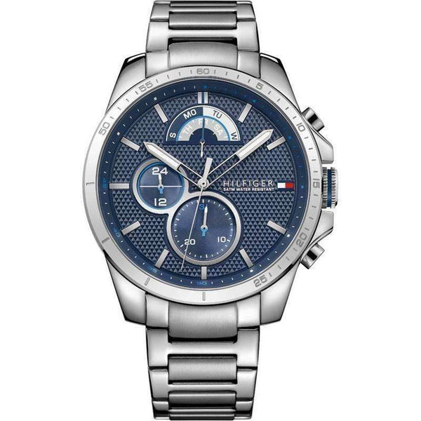 Tommy Hilfiger - Gents The Decker Steel Watch