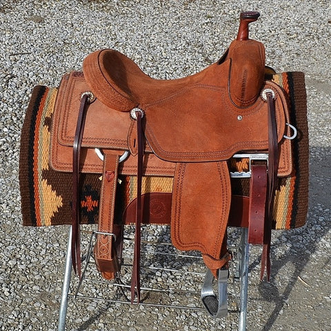 "NEW! 16"" Martin Cowhorse. SOLD!"