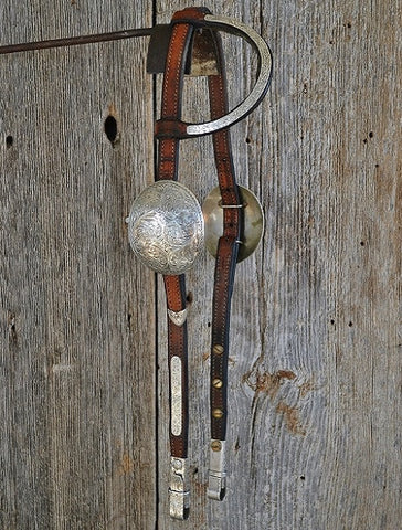 Trophy Tack Headstall! Sold!
