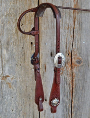 "TCC1107 5/8"" One Ear Headstall"