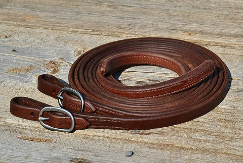 "DBR34 3/4"" Buckle End Reins"