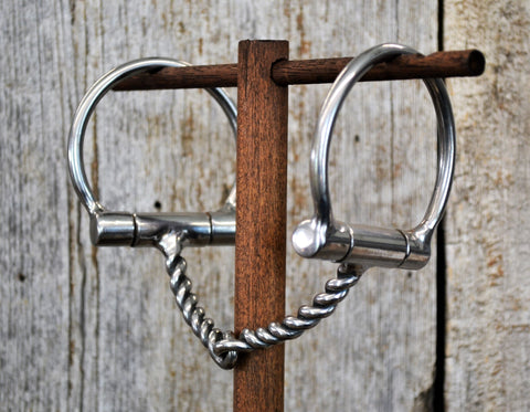 SB110DM Twisted Wire Snaffle