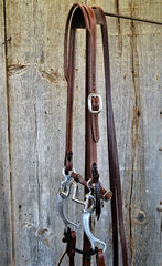 FR103 Bridle with Correction Bit