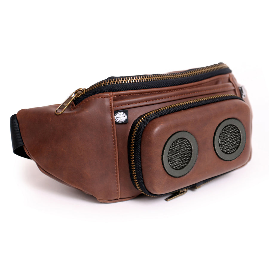 BrownOut Bluetooth Fanny Pack