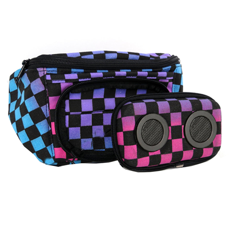 ChubbyChecker Bluetooth Fanny Pack