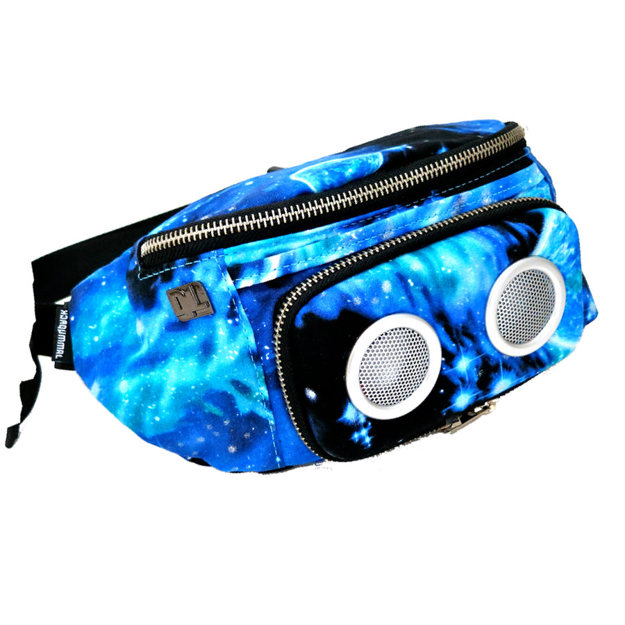 Galaxy Bluetooth Fanny Pack