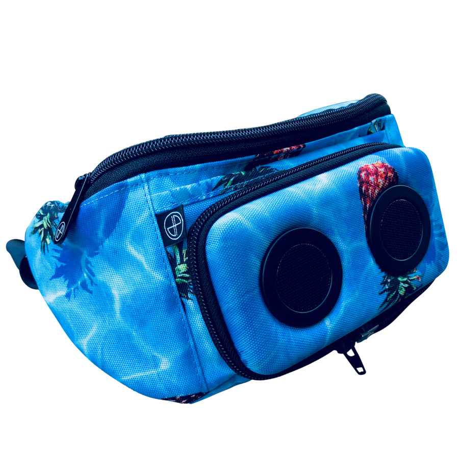 Pineapple Float Bluetooth Fanny Pack