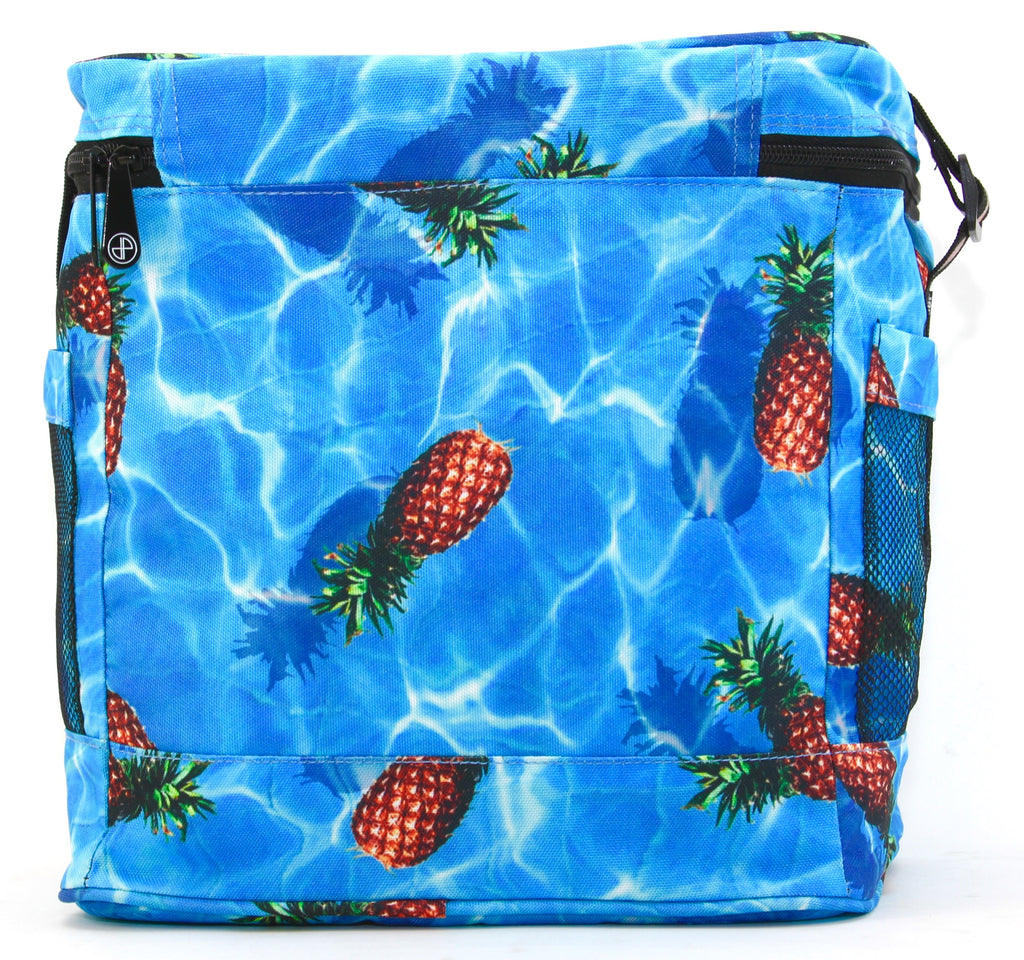 Pineapple Paradise Bluetooth Cooler-Cooler-JammyPack