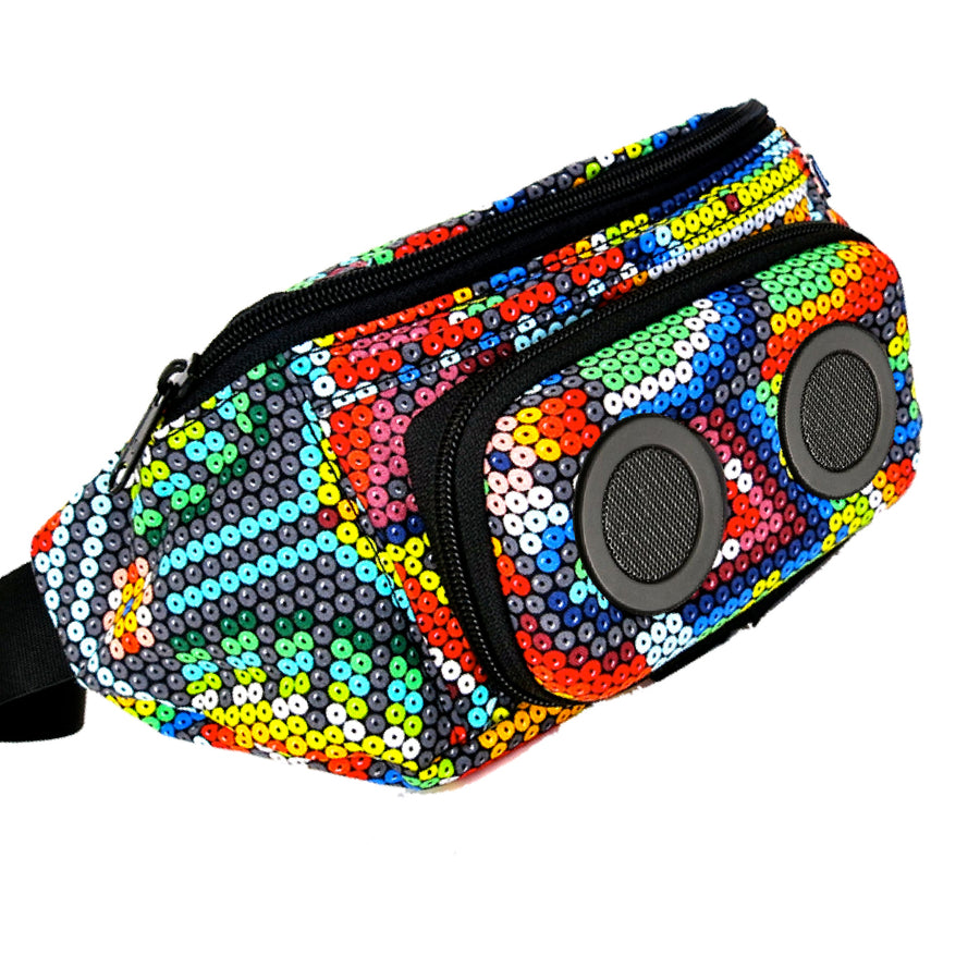 Light Bright Bluetooth Fanny Pack
