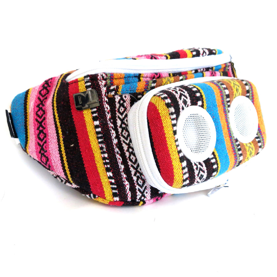 Magic Carpet Bluetooth Fanny Pack