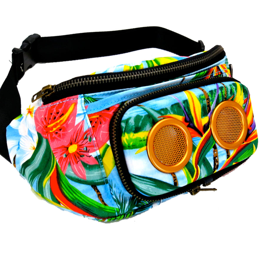 ParaDisco Bluetooth Fanny Pack