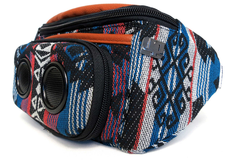 The Sippa Bluetooth Fanny Pack