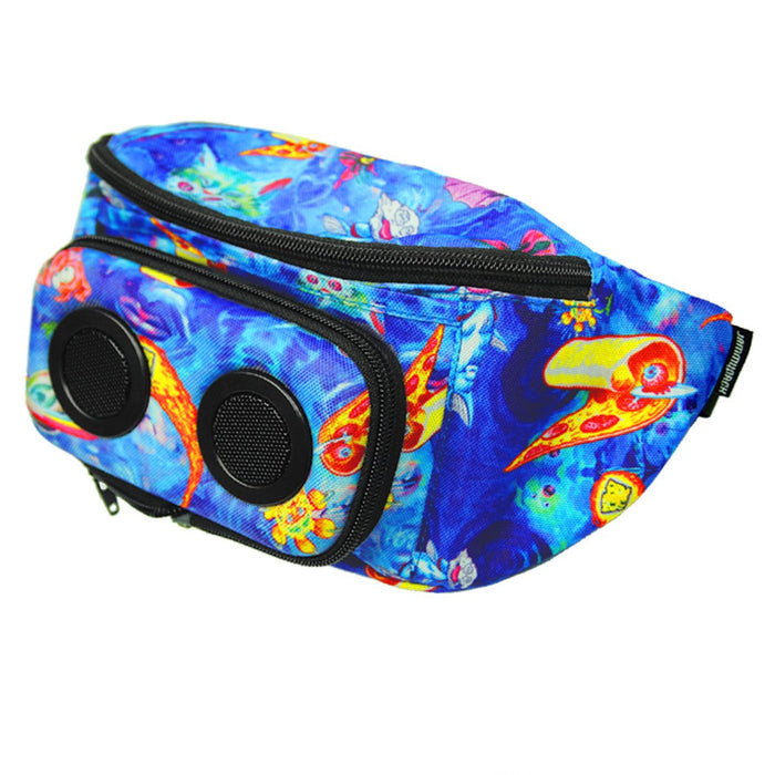 Family Trip Bluetooth Fanny Pack-Fanny Pack-JammyPack