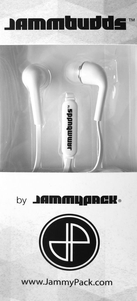 JammBudds 2.0 Earbuds-Earbuds-JammyPack