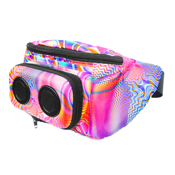 Kotton Kandy Bluetooth Fanny Pack-Fanny Pack-JammyPack