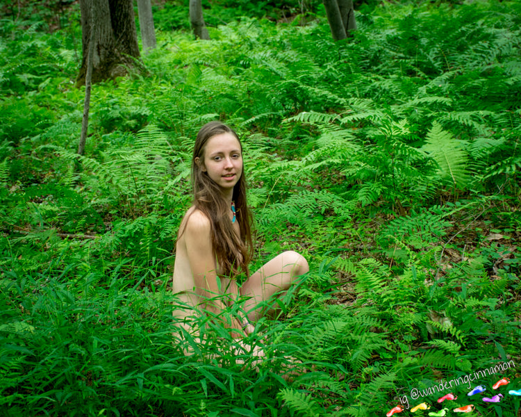 Faerie in the Forest
