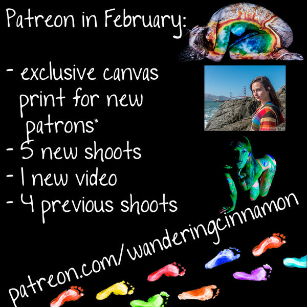 February Patreon Preview