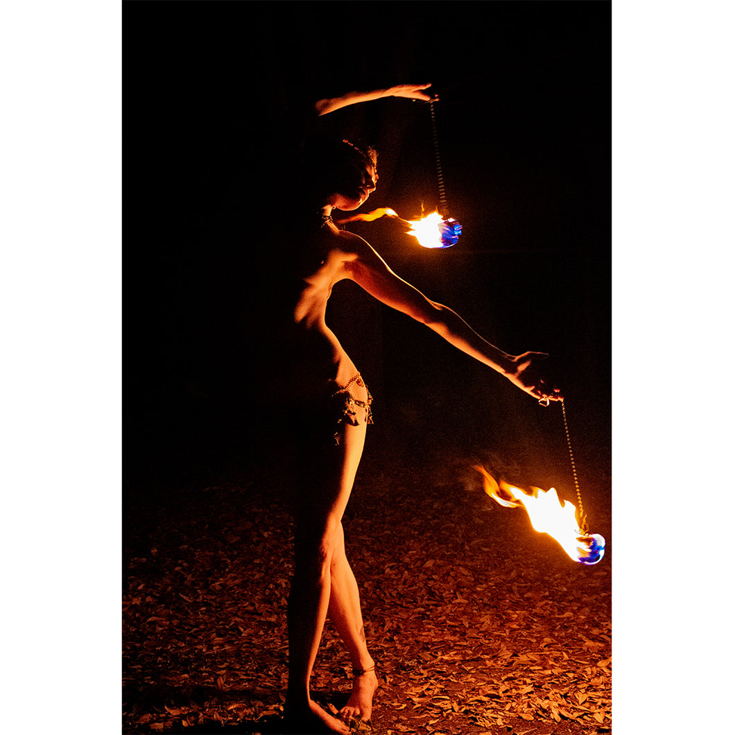 Kalie - Fire Dancer