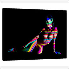 Load image into Gallery viewer, Amy - Mischievous and Stripy