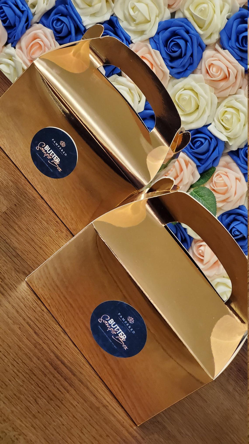 Pampered luxury in body butter boxes