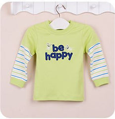 Boys long-sleeves tee - frog