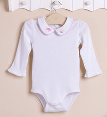 Baby girl long-sleeves bodysuit - Cupcake