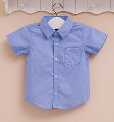 Boys shirt - Blue