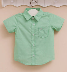 Boys shirt - Green