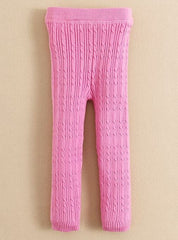 Fall/Winter legging - Hot pink