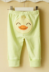 Baby pants with adjustable Lengths - Duck