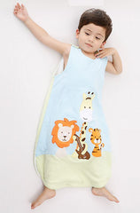 Toddler sleeping bag (age 1-6) - Animal kingdom
