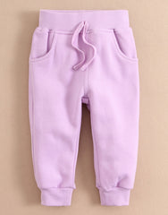 Baby/Toddler ribbed cuffs sweatpants