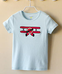 Short sleeve T-shirt - Airplane