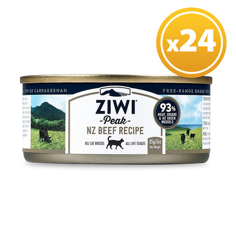 Ziwi Peak - Daily Cat Moist - Beef 85g Cans