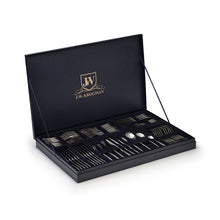 Load image into Gallery viewer, Empress Collection 60-Piece Flatware Set
