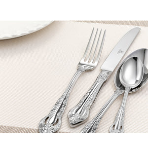 Faro Collection 4-Piece Flatware Set